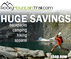 Outdoor gear at RockyMountainTrail.com